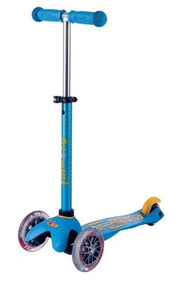 SCOOTER MINI MICRO DELUXE OCEAN BLUE